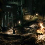 Thorin atacado por el mal del dragón