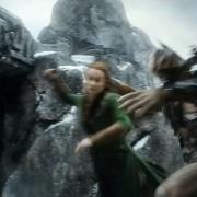Bolgo ataca a Tauriel