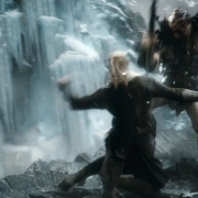 Legolas y Bolgo saldan cuentas