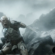 Duelo entre Azog y Thorin