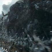 Legolas acaba con los Orcos