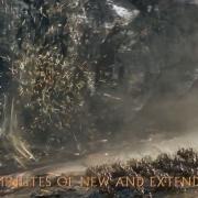 Las flechas de los Elfos, destrozadas