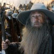 Gandalf y los Elfos se preparan para la batalla