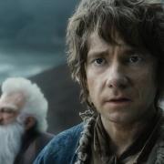 Bilbo y los Enanos se preparan