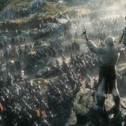Azog comanda a los Orcos