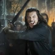 Bardo lidera a los Hombres a la batalla