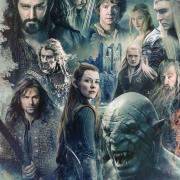 Imagen promocional de El Hobbit: La Batalla de los Cinco Ejércitos