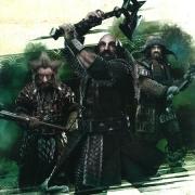 Nori, Dwalin y Bofur