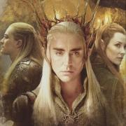 Legolas, Thranduil y Tauriel