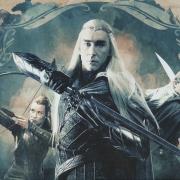 Tauriel, Thranduil y Legolas
