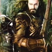 Dwalin y Thorin listos para el combate