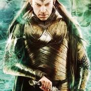 Elrond listo para el combate