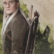Legolas, príncipe del Reino de los Bosques