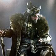 Thorin, inquieto Rey Bajo la Montaña