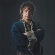 Bilbo, un Hobbit tranquilo y respetable