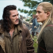 Bardo el Arquero y Legolas