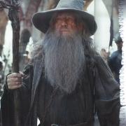 Gandalf el Gris en Valle