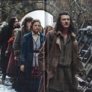 Bardo y sus hijos llegan a Valle