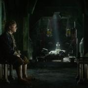 Bilbo espera en una de las salas de Erebor