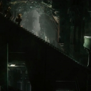 Fili, Kili, Bofur y Óin llegan a Erebor
