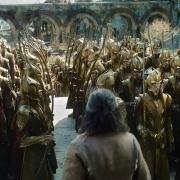 El ejército élfico deja paso a Bardo