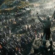 Azog, comandante de las legiones de Dol Guldur