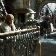 Gandalf llega a Valle