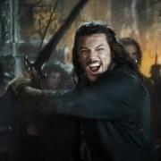 Bardo lidera a los Hombres en la dura batalla