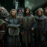 Thorin habla a la compañía