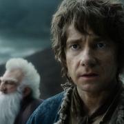 Los Enanos y Bilbo se preparan para algo