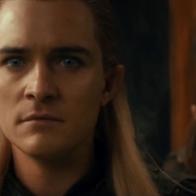 Legolas preocupado por Tauriel