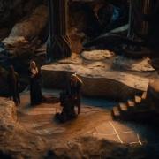 Los Elfos interrogan a un Orco
