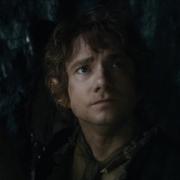 Balin y Bilbo en Erebor