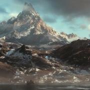 La Montaña Solitaria