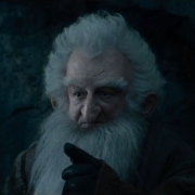 Balina advierte a Thorin