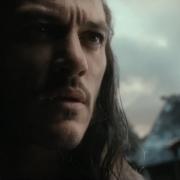 Bardo descubre los planes de Thorin