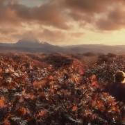 Bilbo ve la Montaña Solitaria