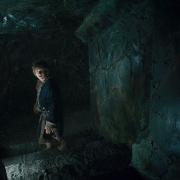 Bilbo se adentra en Erebor