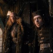 El Gobernador de Esgaroth y Alfrid