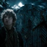 Bilbo en el exterior de Erebor