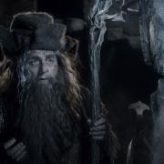 Radagast en las tumbas de los Nazgûl