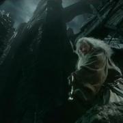 Gandalf en peligro en Dol Guldur