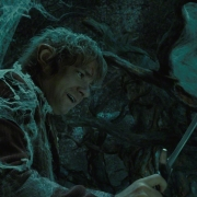 Bilbo bautiza a Dardo