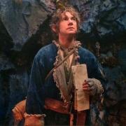 Bilbo en la Montaña Solitaria