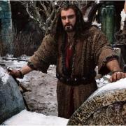 Thorin en las ruinas de Valle