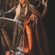 Thranduil en su trono
