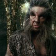 Gandalf y Beorn