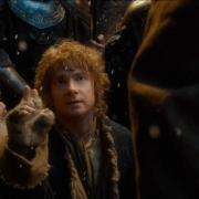 Bilbo responde por Thorin