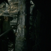 Gandalf se siente acechado en Dol Guldur