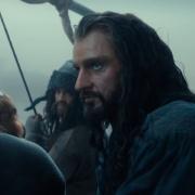Thorin, Bofur y Bombur
